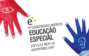 V Congresso Ibérico Educação Especial